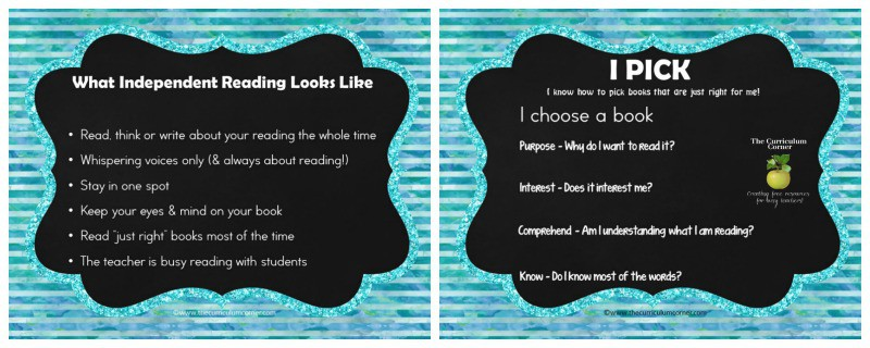 launching reading workshop