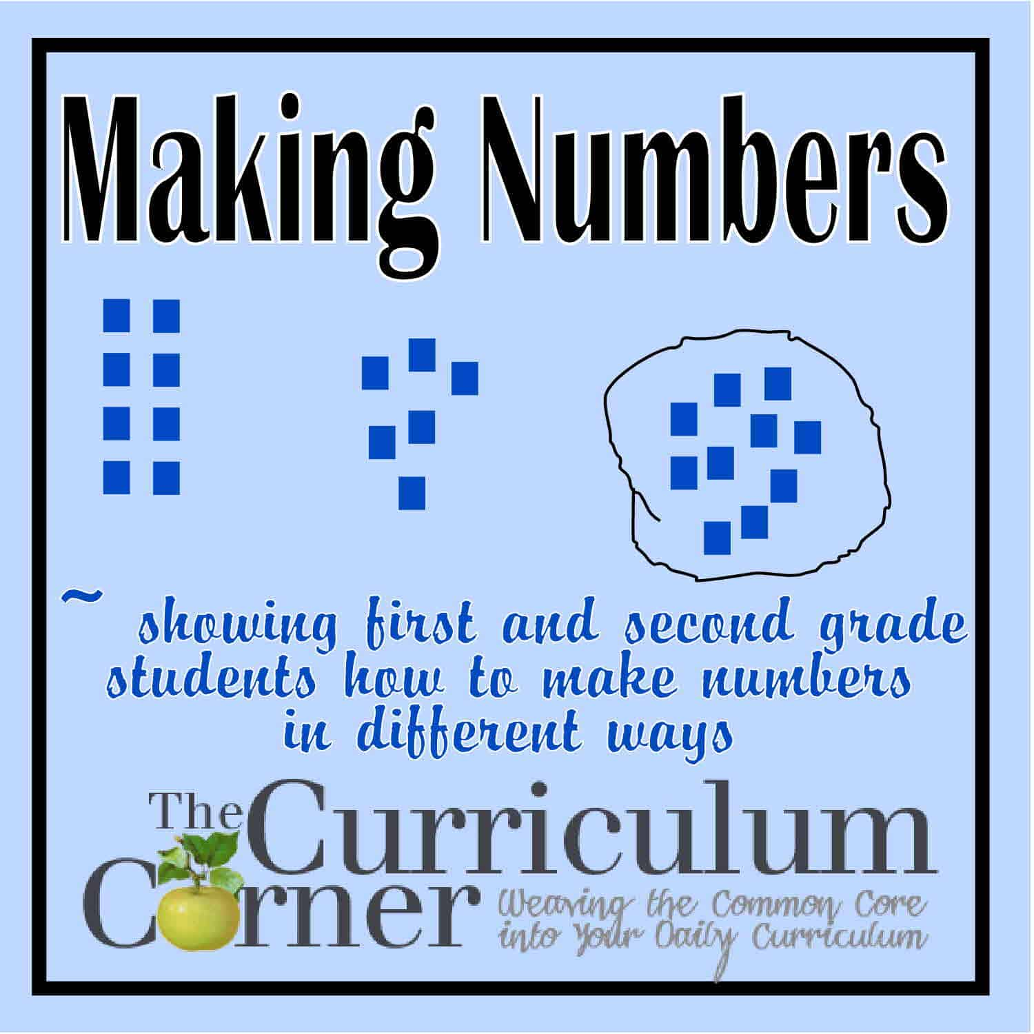 Showing Ways to Make a Number