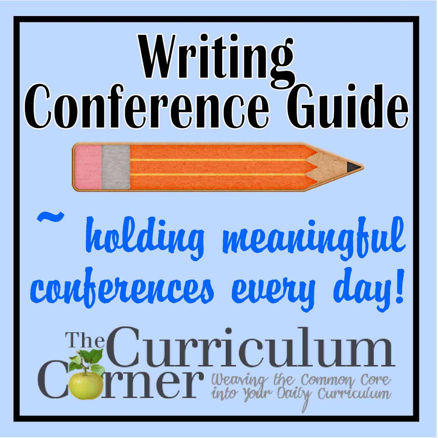 Writing Conference Guide