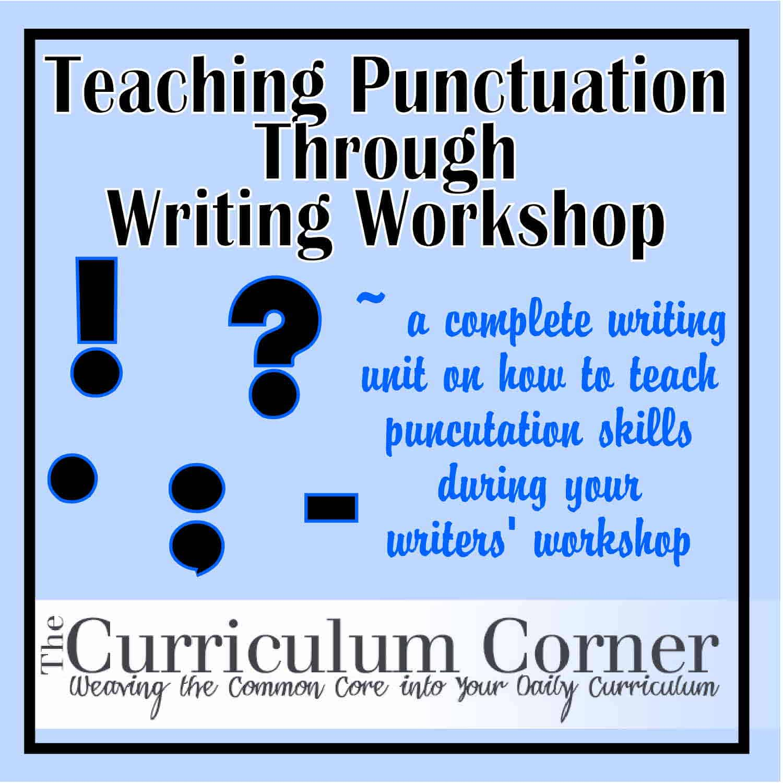 Punctuation Study