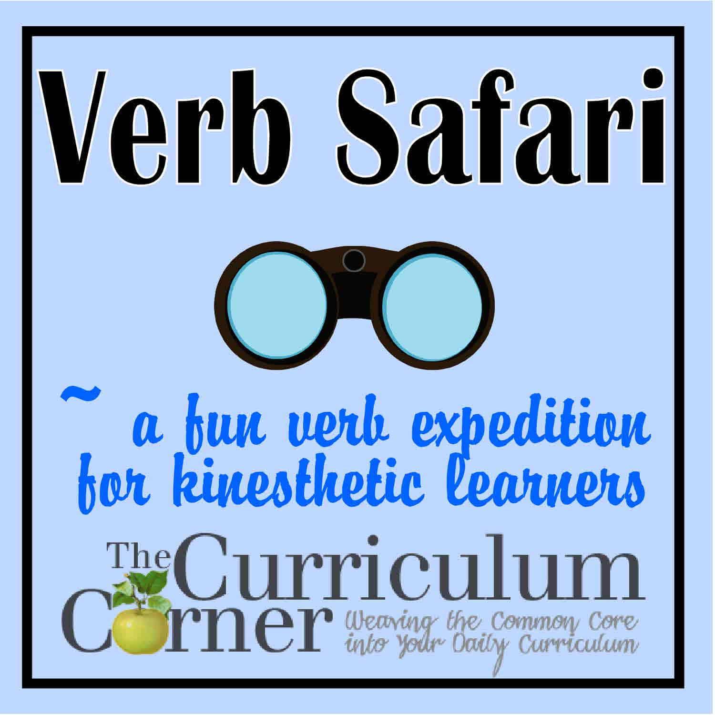 Verb Safari