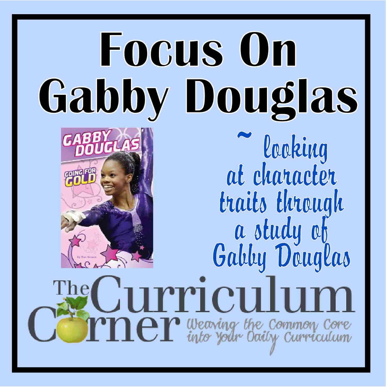 Focus on Gabrielle (Gabby) Douglas