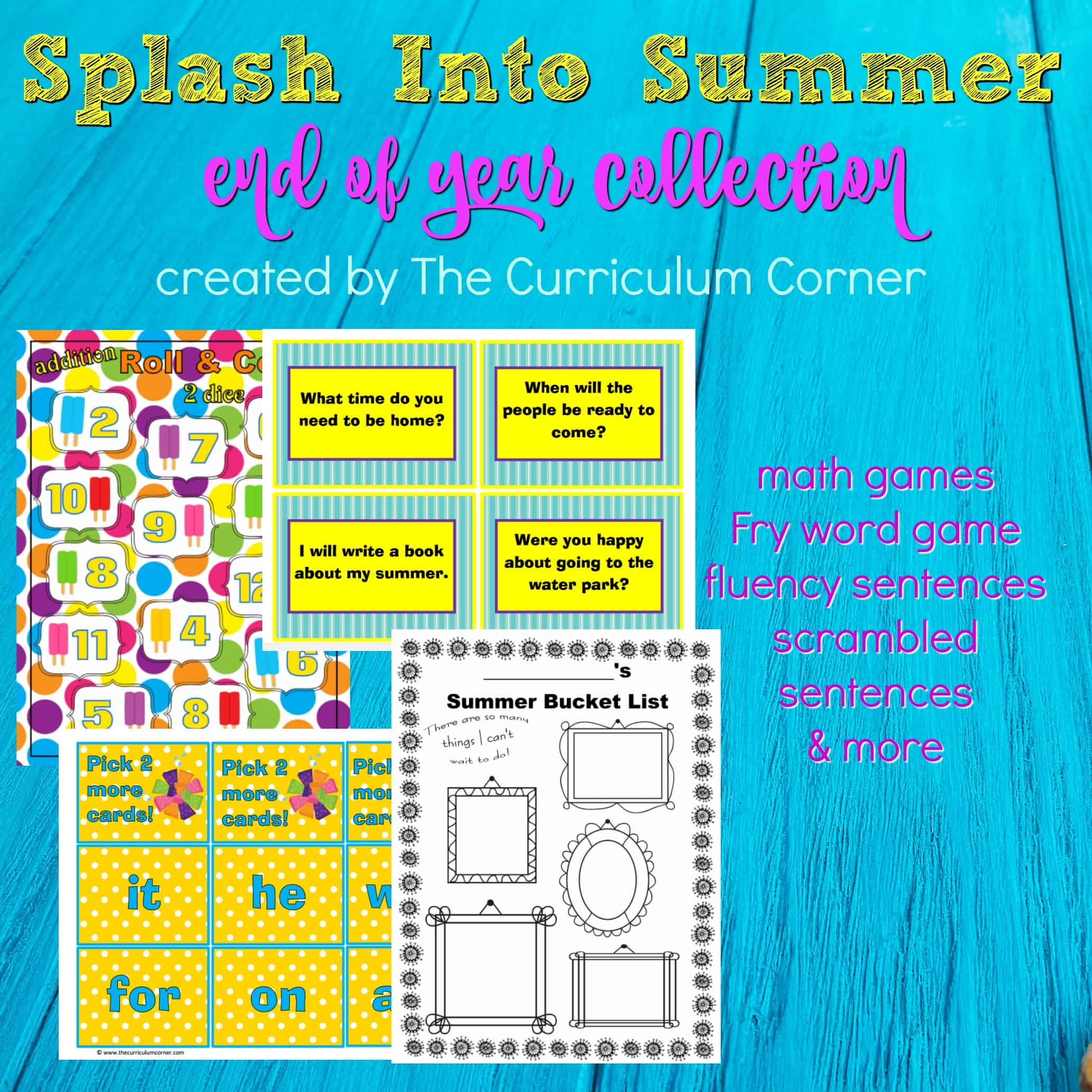 Splash Into Summer!