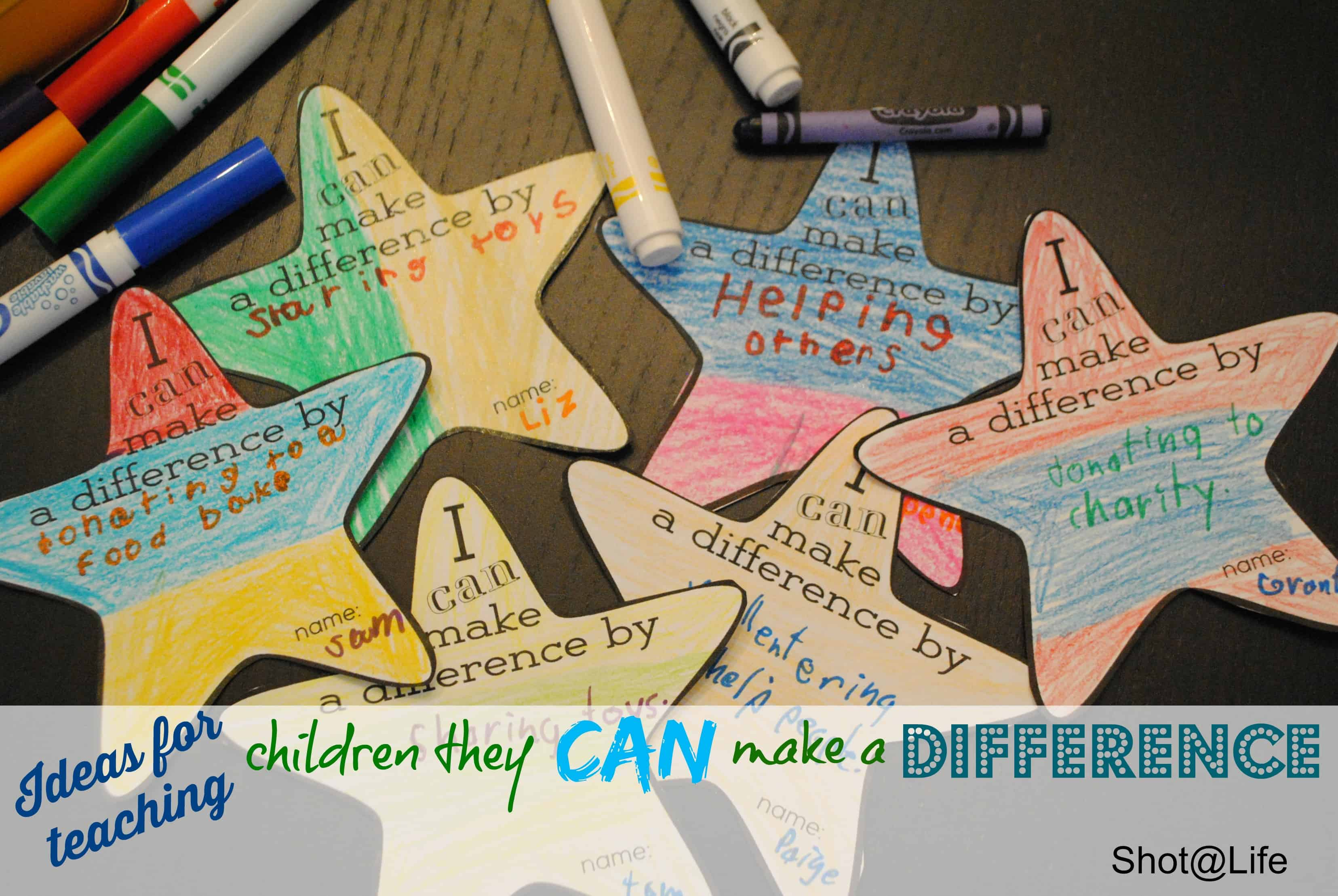 Students Making a Difference in Their World