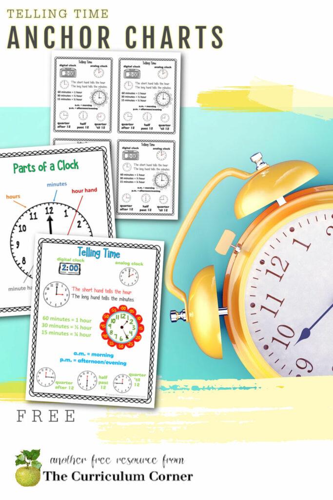 https://www.thecurriculumcorner.com/thecurriculumcorner123/telling-time-2nd-grade-2/