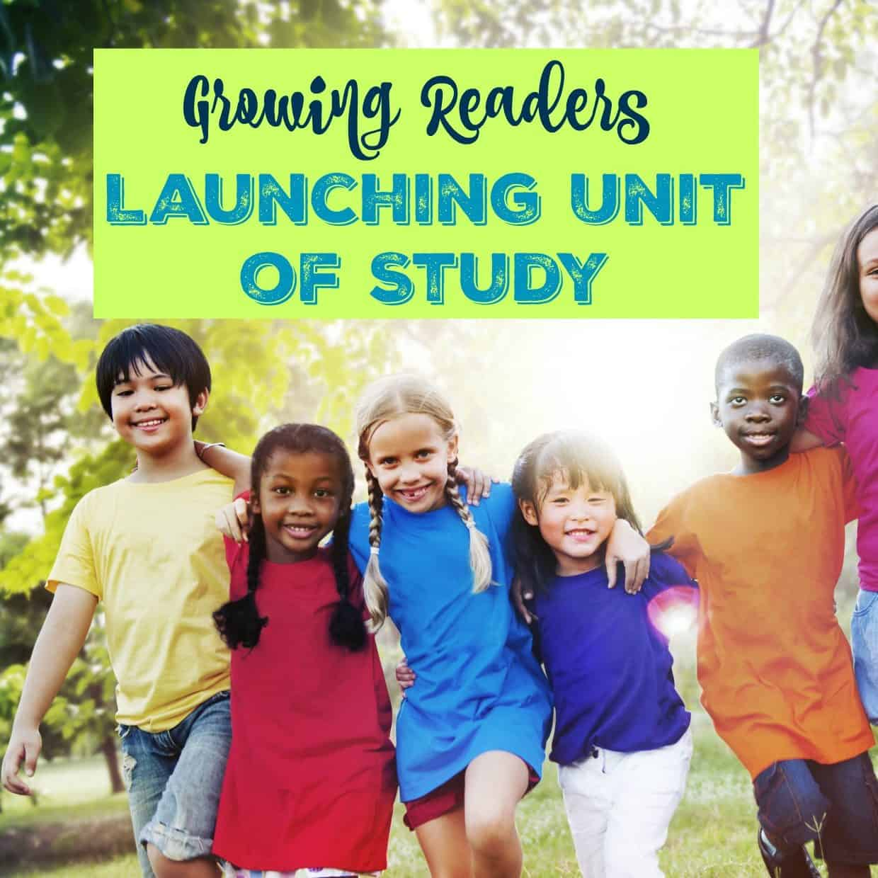 Growing Readers: Reading Workshop Launch