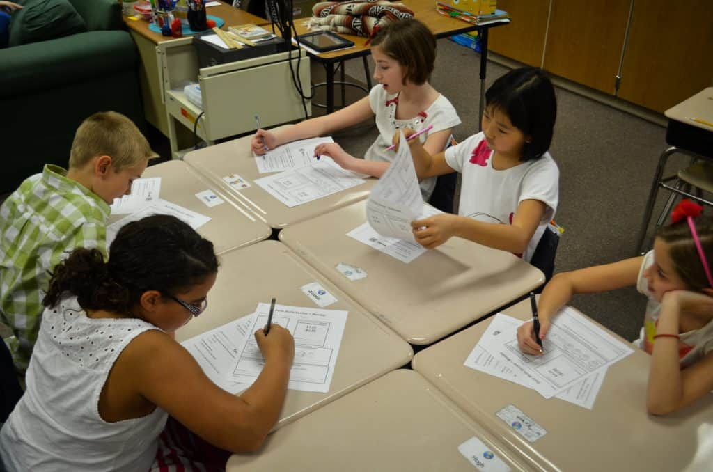Launching Your Math Workshop Unit of Study FREE from The Curriculum Corner