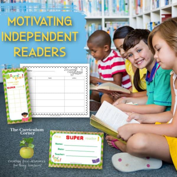 Independent Reading Motivation