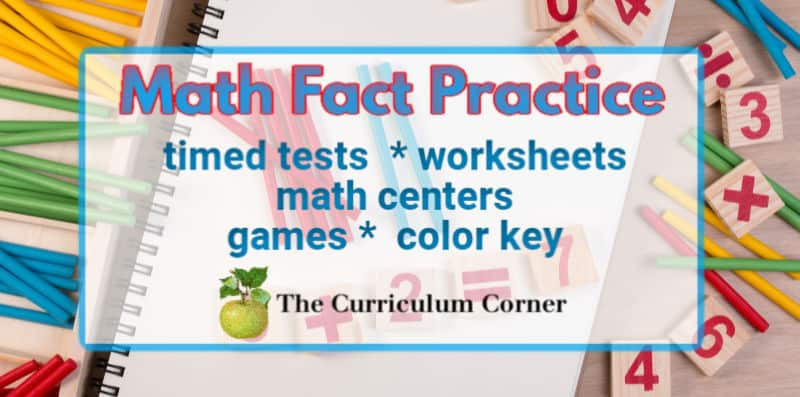 It is an image of Math Timed Tests Printable in addition
