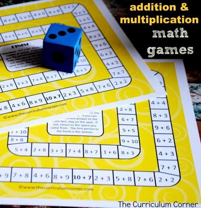 Minions Movie Night (kettle corn + math games)