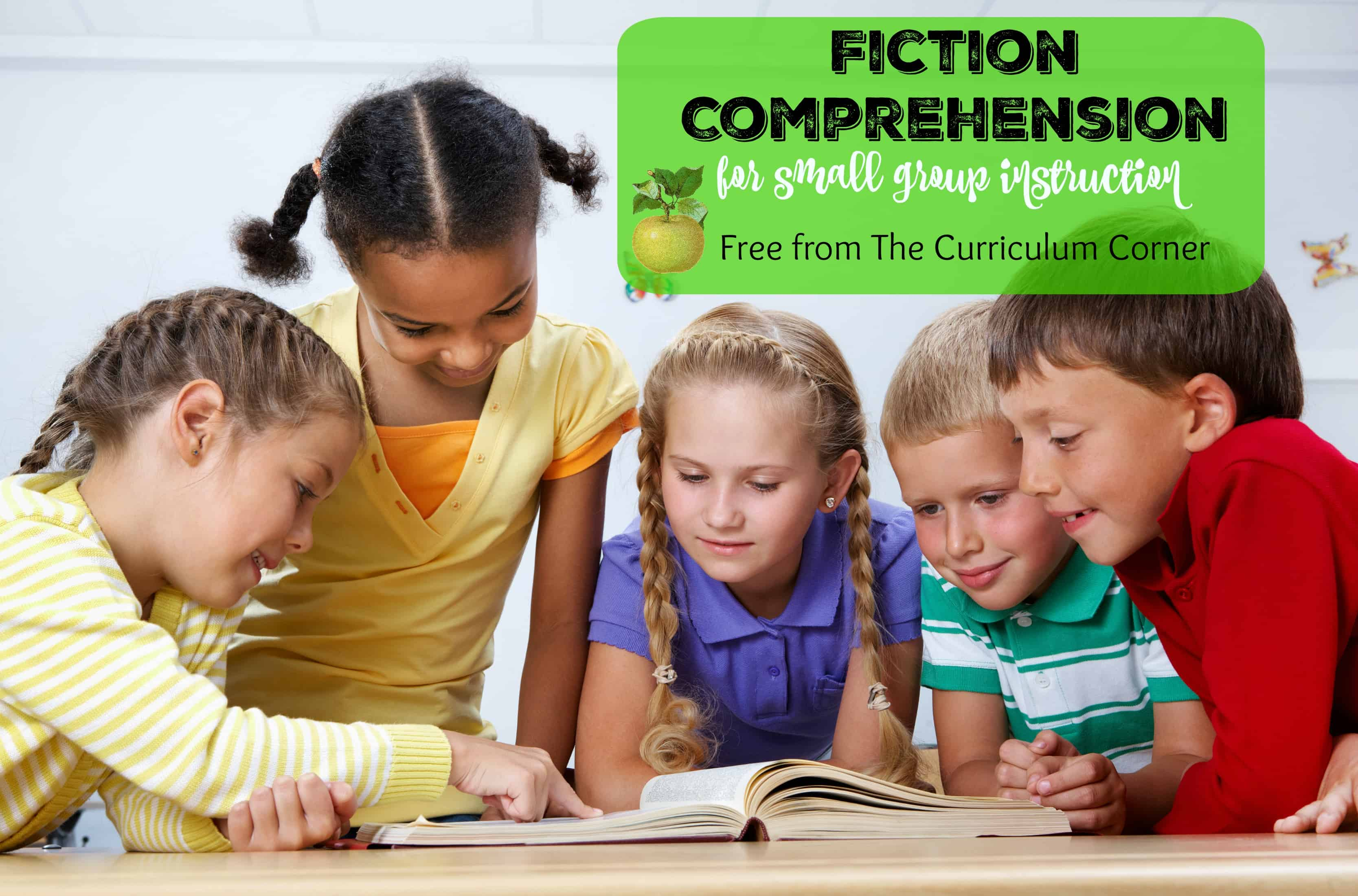 Fiction Comprehension for Small Groups