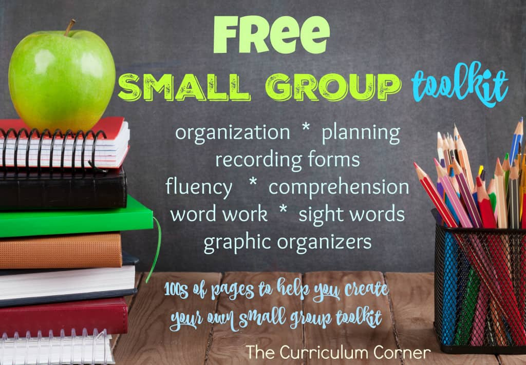 Free Small Group Curriculum 52