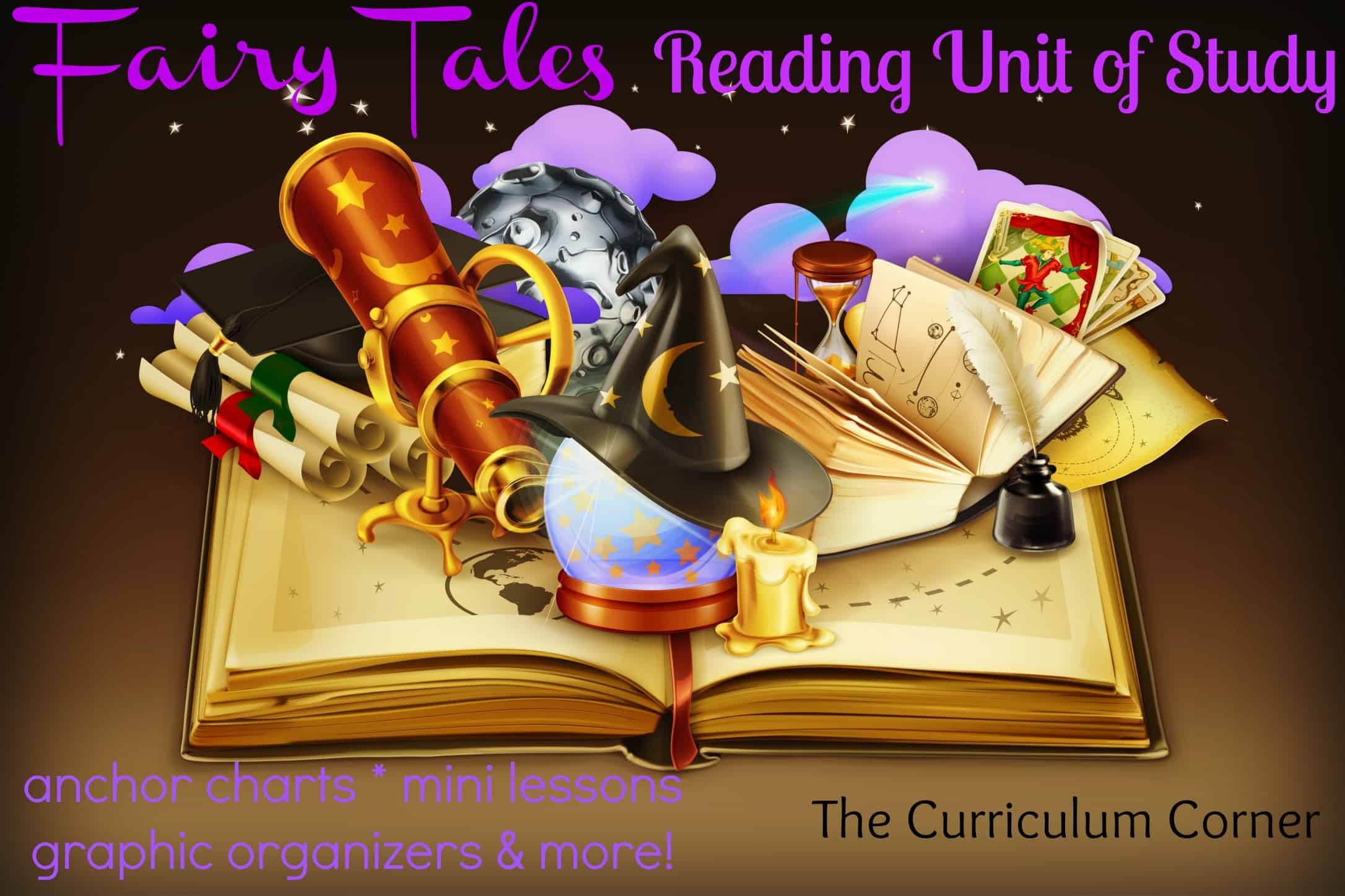 Fairy Tale Unit of Study Updated