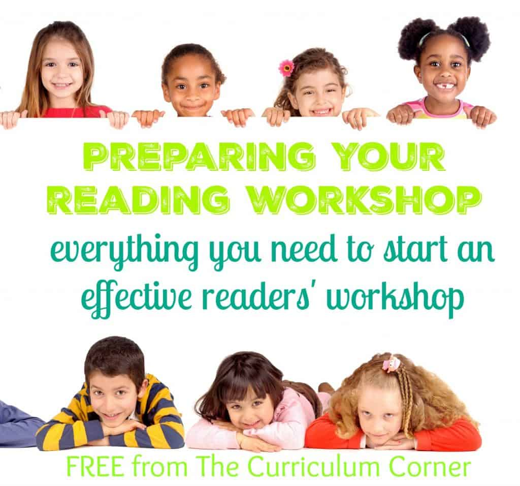 Learn how to create and implement an effective reading workshop. Includes free management pieces, units of study, literacy centers and more.