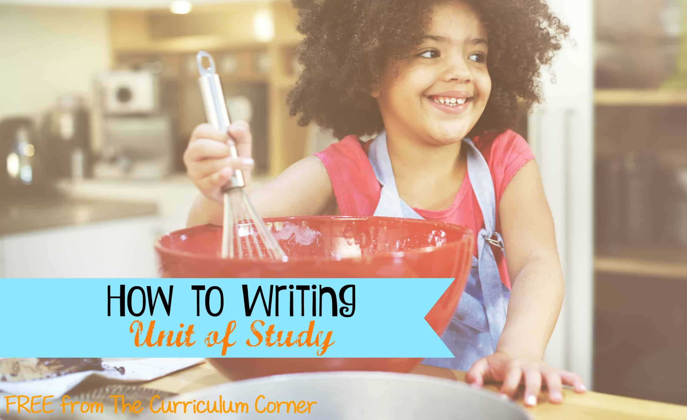 How-To Writing Unit of Study