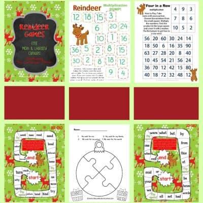 Reindeer Games Centers