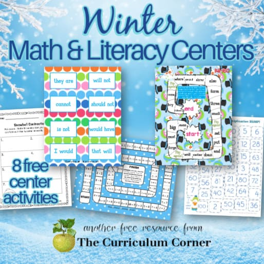 Winter Wonders Centers