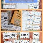 Camping Classroom Theme   FREE Camping Literacy Pack from The Curriculum Corner FREEBIE