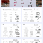 FREE Fry Word Practice Pages from The Curriculum Corner | Sight Words 3