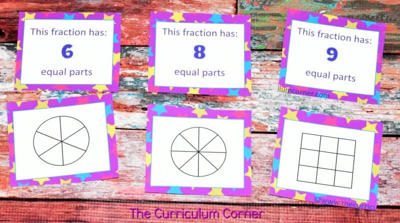 Understanding Fractions FREE from The Curriculum Corner   practice pages, assessments,exit tickets, instructional powerpoint 6