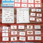 FREE Gingerbread Literacy Centers from The Curriculum Corner