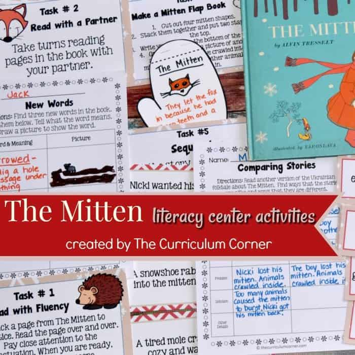 Book Study: The Mitten