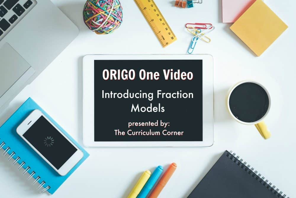ORIGO 1 Video: Introducing Fraction Models