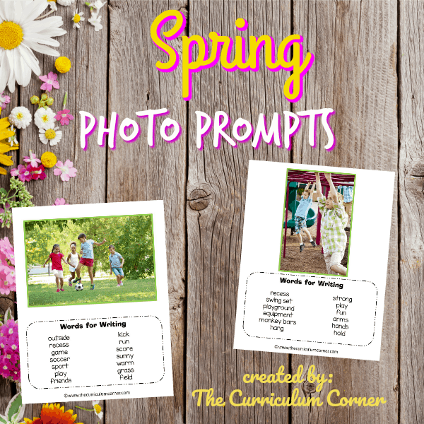 Spring Photo Prompts