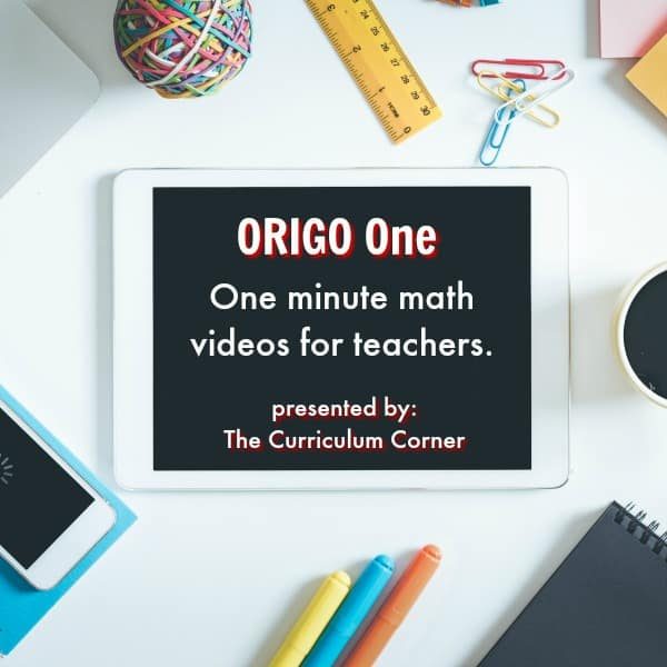 Resharing ORIGO ONE Videos