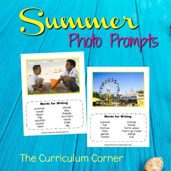 Summer Photo Prompts