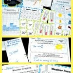 FREE Weather Centers from The Curriculum Corner 6