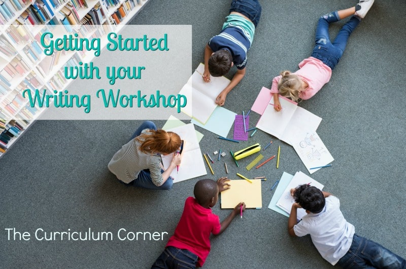 Getting started with your writing workshop