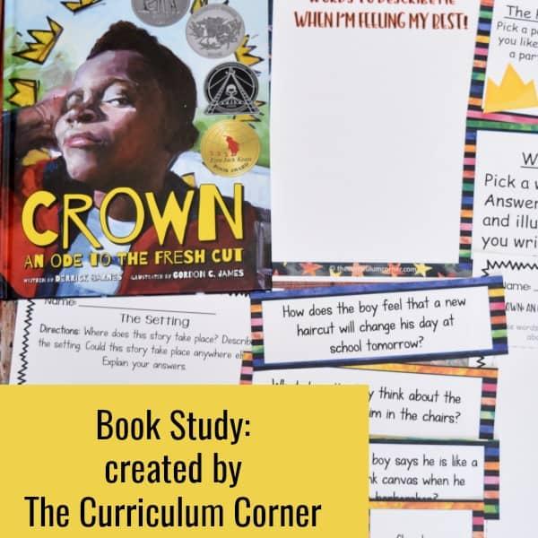 Book Study: Crown