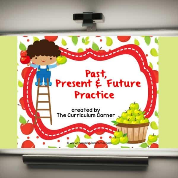 Verb Tense PowerPoint Practice