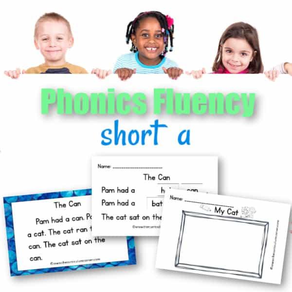 Short a Fluency Practice