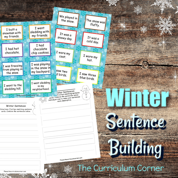 Combining Winter Sentences