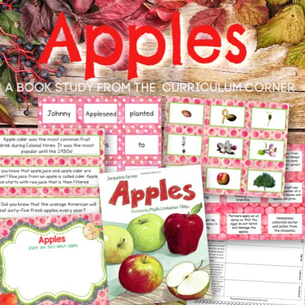 Book Study: Apples