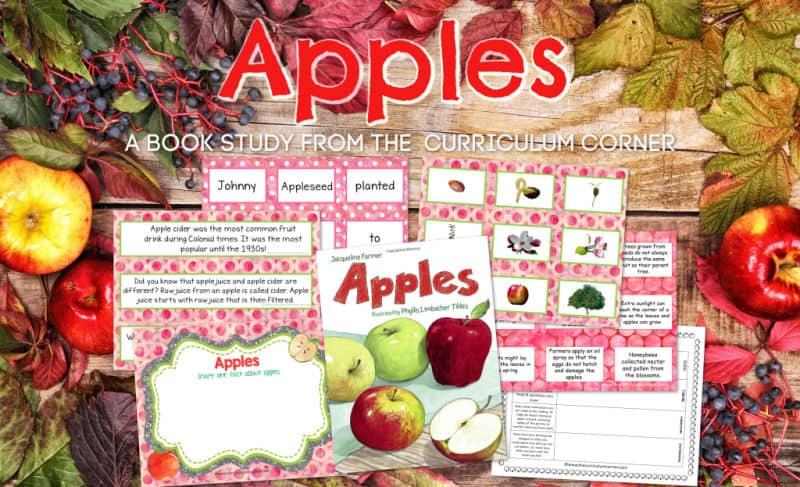 Apples Book Study
