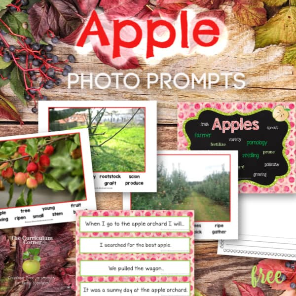 Apple Photo Prompts