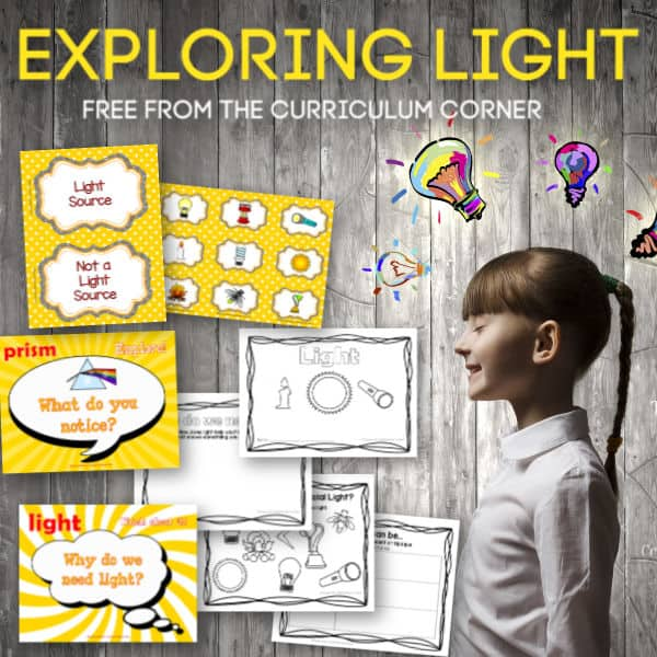 Exploring Light in the Classroom