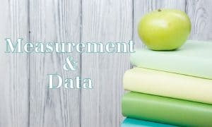 Measurement and Data Resources