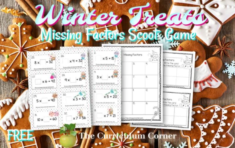 winter missing factors