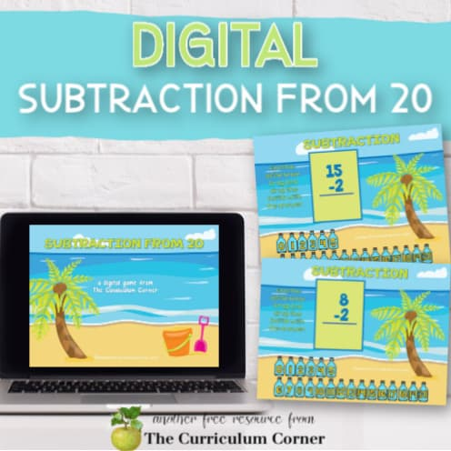 Digital: Subtraction from 20