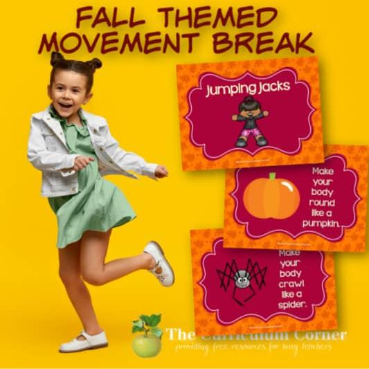 Fall Movement Break