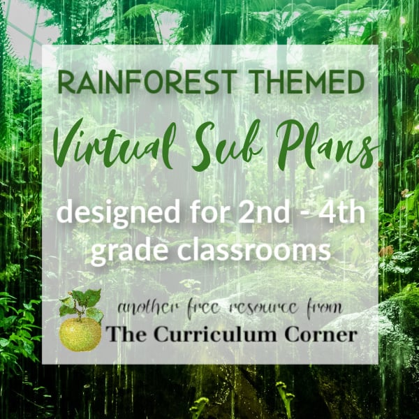 Rainforest: Virtual Sub Plans