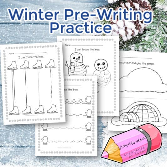 Holiday Sequencing Worksheets