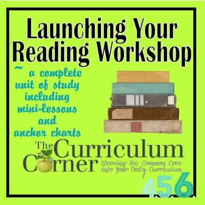 Launching Your Reader's Workshop