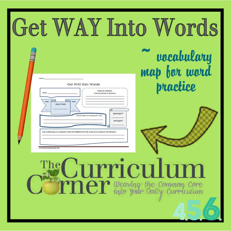 Get WAY Into Words!