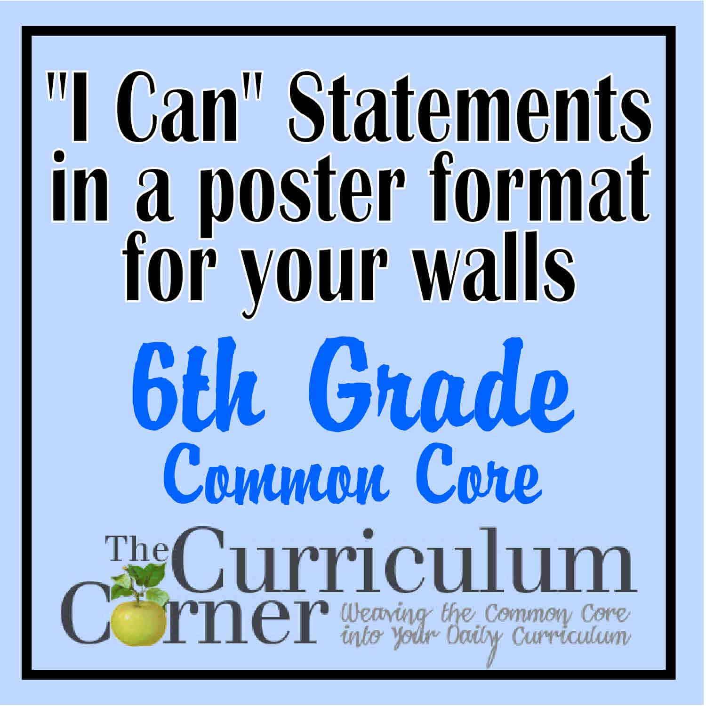 6th Grade \