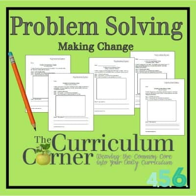 Problem Solving:  Making Change